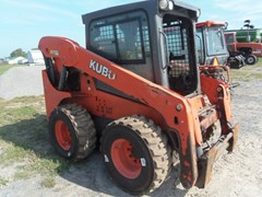 Skid Steer For Sale 2016 Kubota SSV75HRC , 75 HP