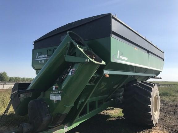 2010 Parker 1348 Grain Cart For Sale
