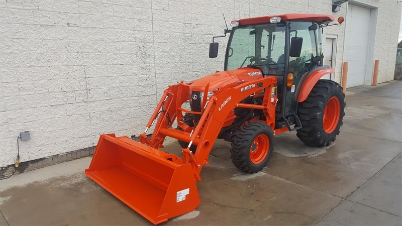 2017 Kubota L4060HSTC Tractor For Sale