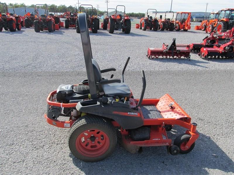 2015 Kubota Z121S Zero Turn Mower For Sale