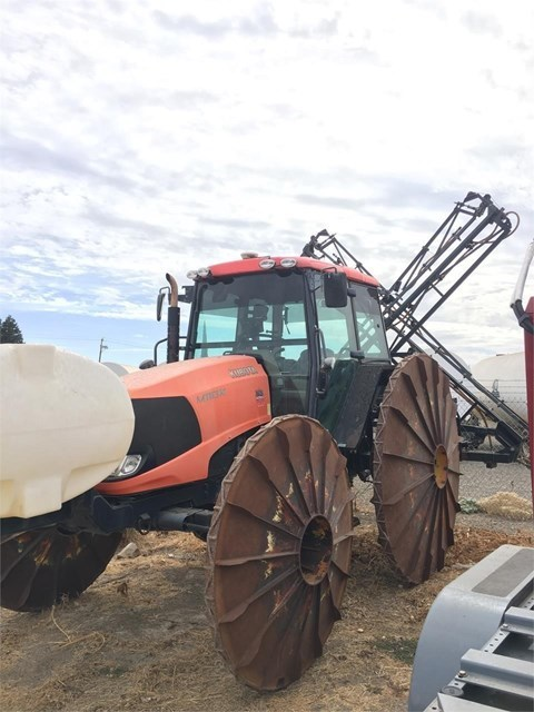 2011 Kubota M110X Tractor For Sale