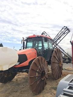Tractor  2011 Kubota M110X , 100 HP