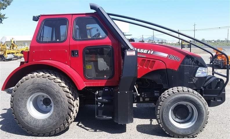 2015 Case IH FARMALL 120C Tractor For Sale