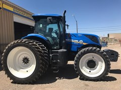 Tractor :  2016 New Holland T7.245