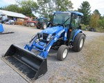 Tractor For Sale: 2016 New Holland Boomer46D, 46 HP