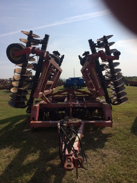 2008 Sunflower 1435-26 Disk Harrow For Sale