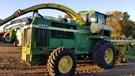 Forage Harvester-Self Propelled For Sale:  2002 John Deere 6850