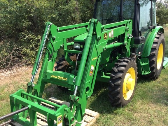 2014 John Deere 5065E Tractor For Sale