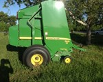 Baler-Round For Sale: 2011 John Deere 568