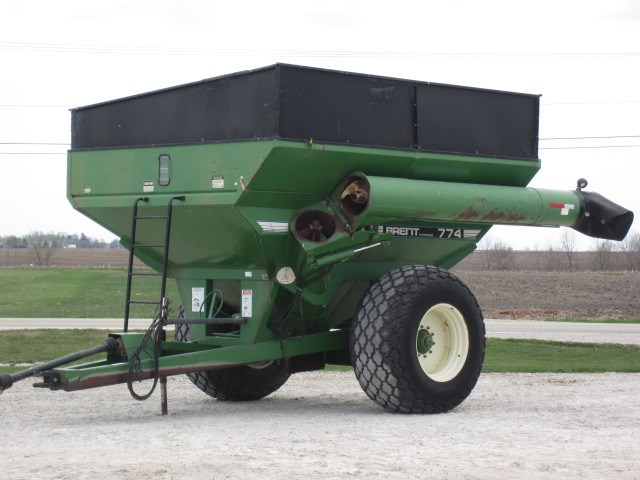 1993 Brent 774 Grain Cart For Sale