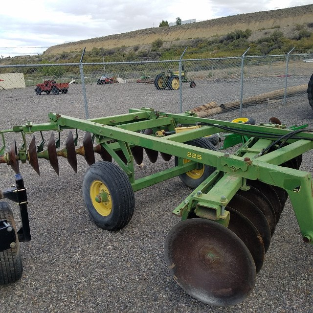 John Deere 225 Disk Ripper For Sale