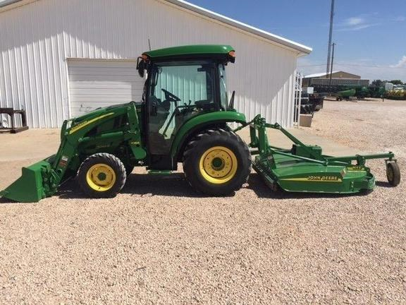2016 John Deere 3046R Package Tractor For Sale