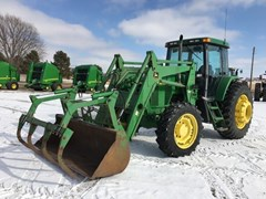 Tractor For Sale 2000 John Deere 7210 , 95 HP