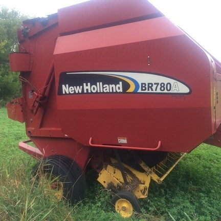 2006 New Holland BR780A Baler-Round For Sale
