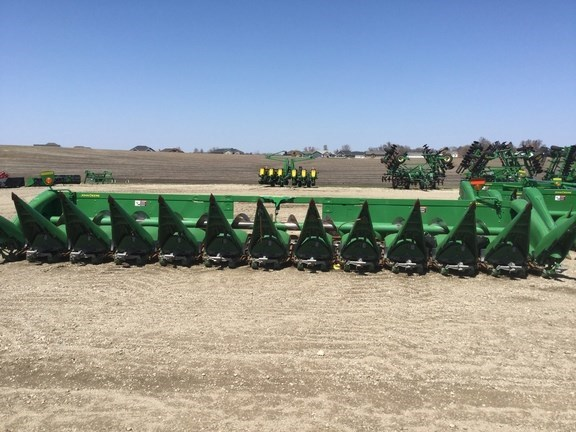2012 John Deere 612C StalkMaster Header-Corn For Sale