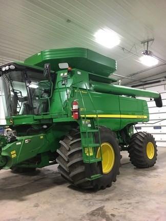 2010 John Deere 9670 STS Combine For Sale