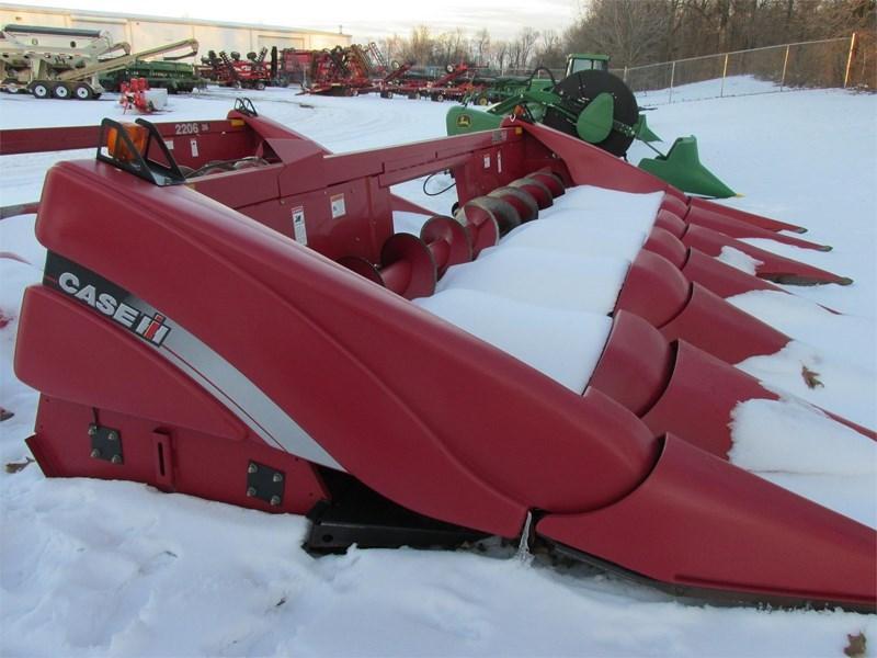 2012 Case IH 3406 Header-Row Crop For Sale