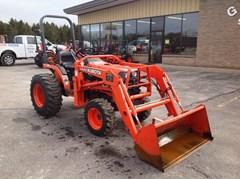 Tractor For Sale:  2000 Kubota B7500HSD