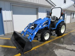 Tractor For Sale:   New Holland TC35DA , 35 HP