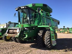 Combine For Sale 2011 John Deere 9870 STS