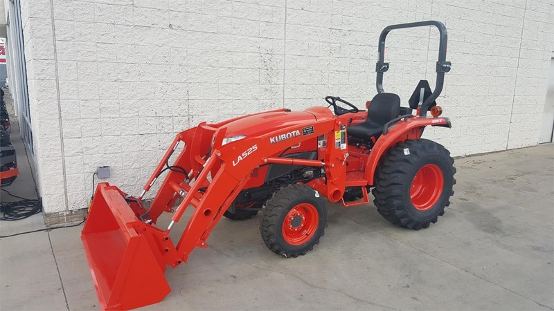 2017 Kubota L3301HST Tractor For Sale