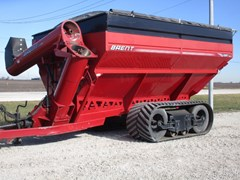 Grain Cart For Sale 2001 Brent 1084