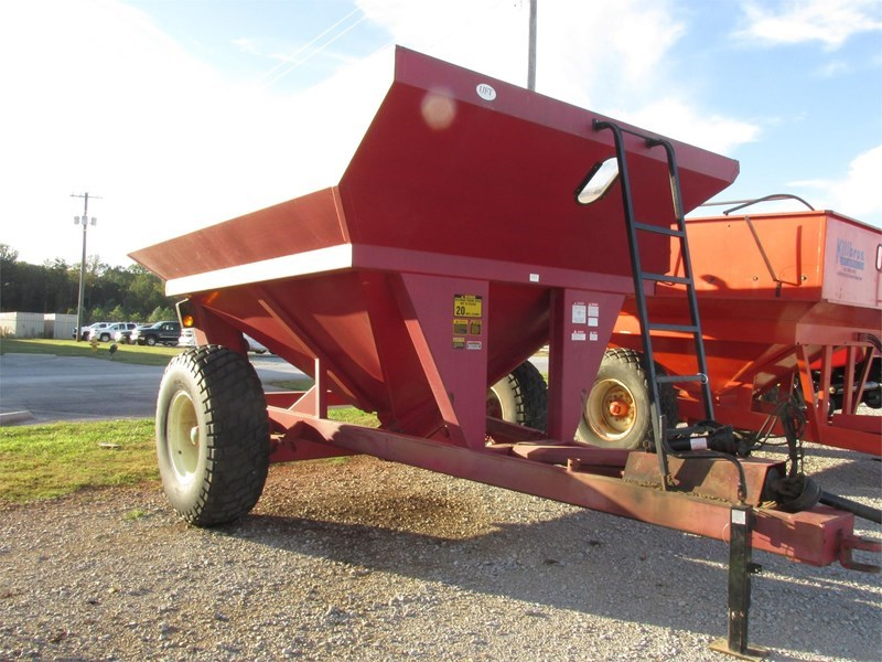 1998 United Farm Tools 4565 Grain Cart For Sale