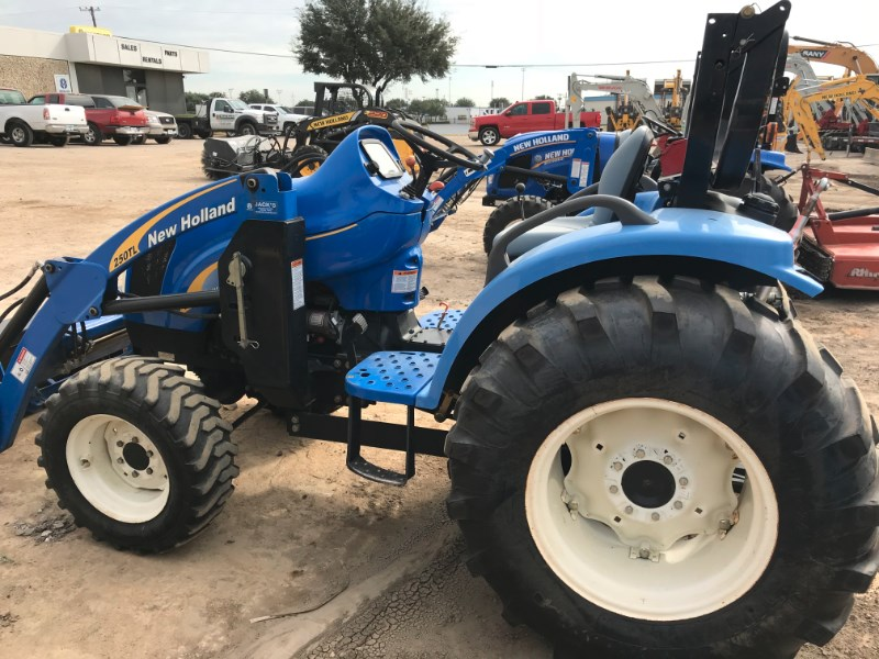 2008 New Holland T2310 Tractor For Sale