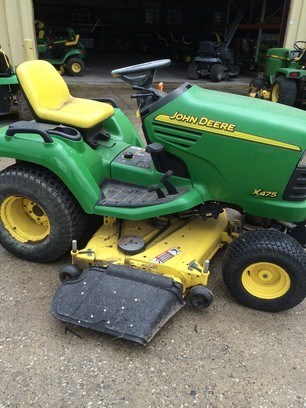2004 John Deere X475 Riding Mower For Sale