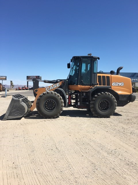 2017 Case 621G Wheel Loader