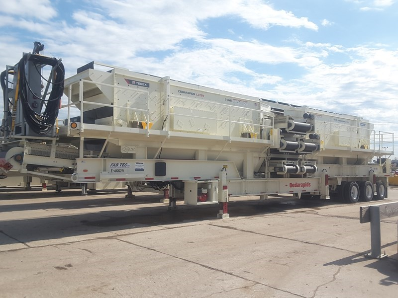 2016 FABTEC 6203-T Screening Plant For Sale