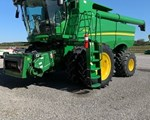Combine For Sale: 2015 John Deere S670
