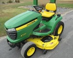 Riding Mower For Sale: 2011 John Deere X530, 25 HP