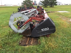 Header-Auger/Flex For Sale 1991 Case IH 1020-20'