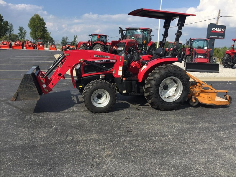 2014 Mahindra 4035 HST Tractor For Sale