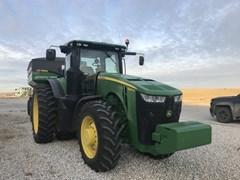 Tractor For Sale:  2015 John Deere 8295R , 295 HP