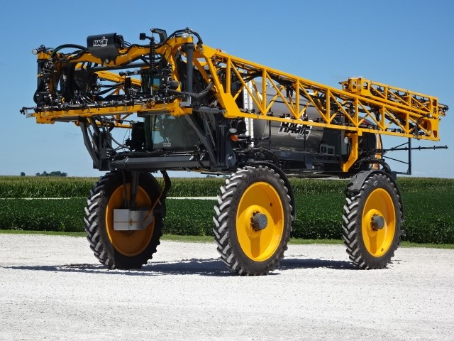 2011 Hagie STS14 Sprayer-Self Propelled For Sale