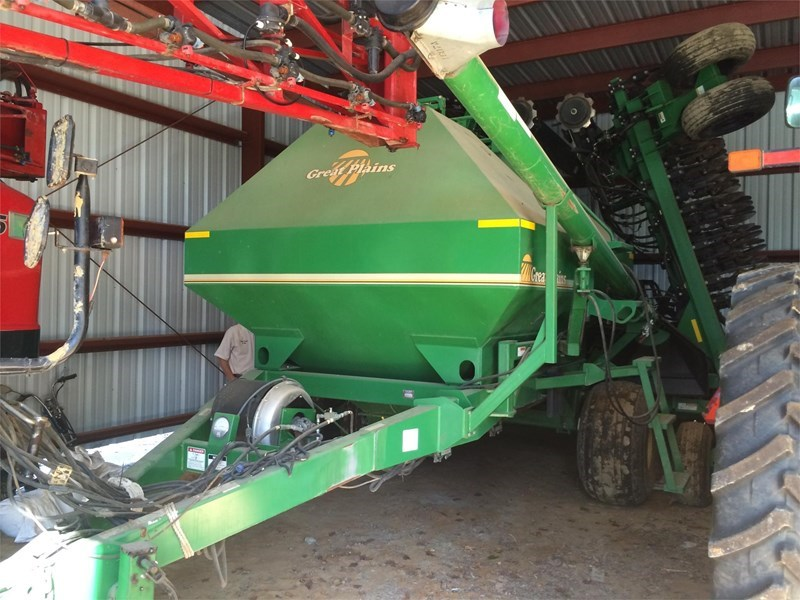 2012 Great Plains ADC2220 Air Seeder For Sale