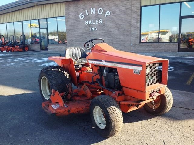 1977 Allis Chalmers 720 Riding Mower For Sale
