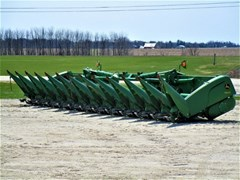 Header-Corn For Sale 2018 John Deere 712FC-30""