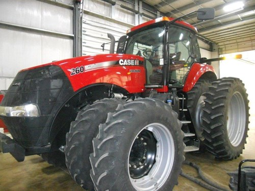 Tractor For Sale:  2011 Case IH 260 MAG , 260 HP