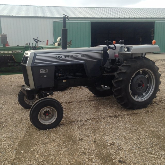 1976 White 2-70 Tractor For Sale