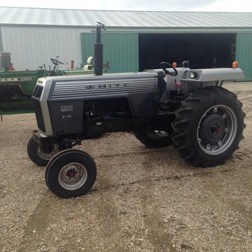 Tractor For Sale:  1976 White 2-70 , 70 HP