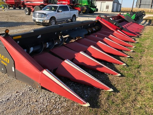 Header-Row Crop For Sale:  2008 Drago 830