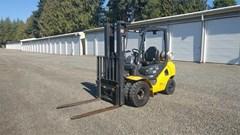 ForkLift/LiftTruck-Industrial For Sale 2017 Komatsu FG25T-16