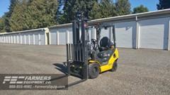 ForkLift/LiftTruck-Industrial For Sale 2017 Komatsu FG18HTU-20