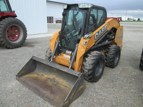 Skid Steer For Sale:  2014 Case SV250