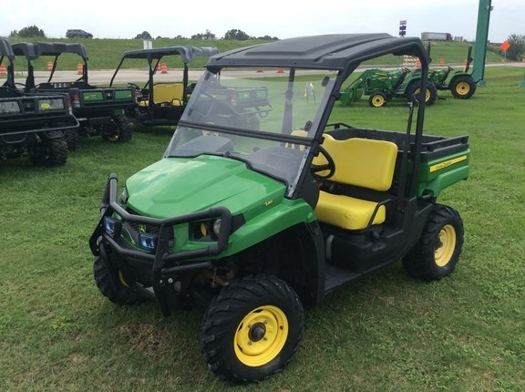 2012 John Deere XUV 550 Utility Vehicle For Sale