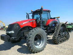 Tractor For Sale 2016 Case IH MAGNUM 340 ROWTRAC CVT , 340 HP