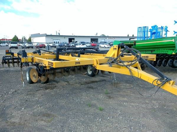 Landoll 2320 Disk Ripper For Sale